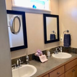 Master Bathroom with many amenities if needed...